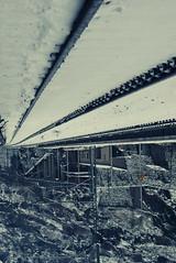 Dale la vuelta! (La mirada de Gema) Tags: paisajes ro tren navidad barco nieve pueblo ciudad espejo alemania autorretrato abandono andn rhin kaub klobenz