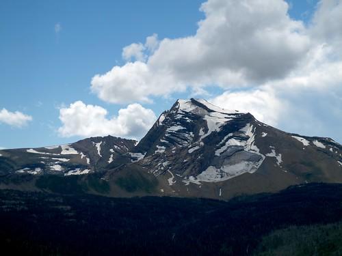 Heaven's Peak - Glacier