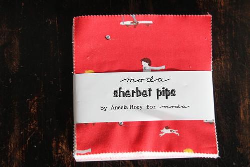 Sherbet Pips Charm Pack