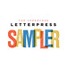 The UPPERCASE Letterpress Sampler