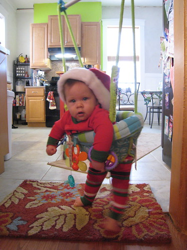 Bouncing Baby Elf