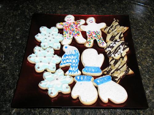 Sugar Cookies 2010 - 3