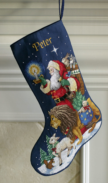 Peter's New Stocking