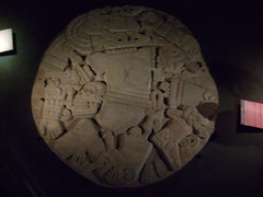 coyoxautli (Noir V) Tags: god reliquia muerte dios prehispanic azteca idolo prehispanico coyoxautli