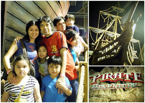 star city rides, pirate-adventure