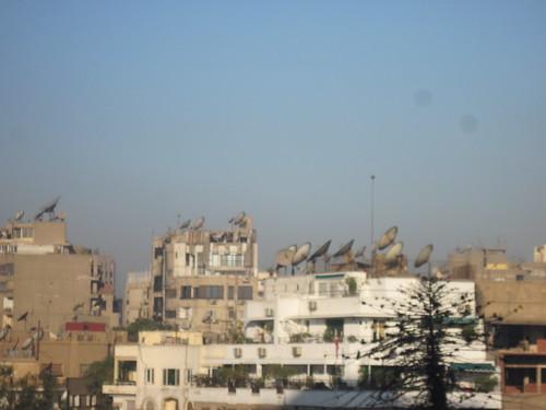 Rooftops of Zamalek