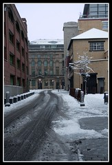 Snowy Liverpool 1 (Josh13770) Tags: road street city winter snow ice beautiful liverpool nikon snowy awesome centre sigma brilliant slippery citycentre d90 premierinn