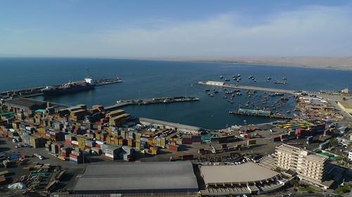 The Port - Arica, Chile