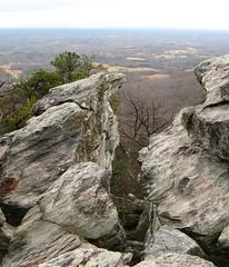 Wolf Rock area