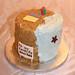 Mini Beach Cake