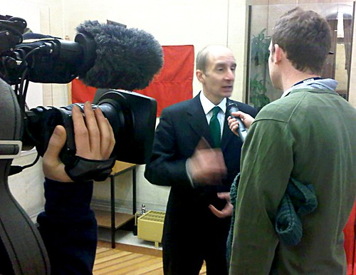 Andrew Adonis interviewed about a mayor for Bristol - 5 Jan 2011