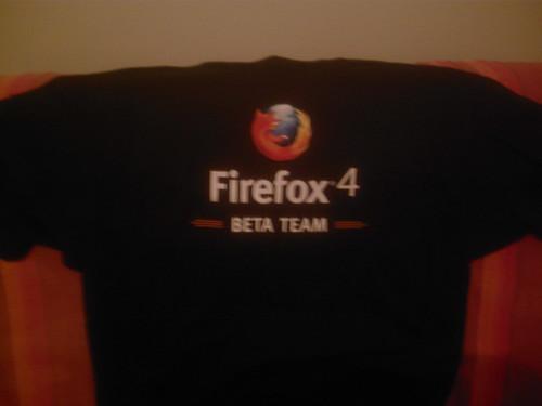 T-Shirt coté face