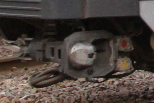 Multifunction coupler head of a Phase 1 LRV