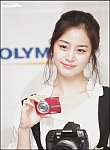 Pretty Lady at the Olympus E-3 Press Conference in Korea
