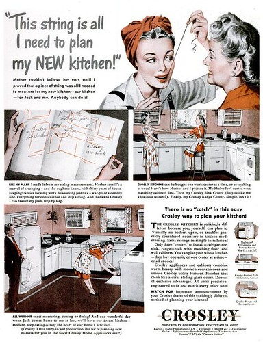 String Kitchen Life Aug 6 1945