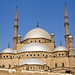 Mosque of Mohammed Ali in the Citadel, Cairo, Egypt