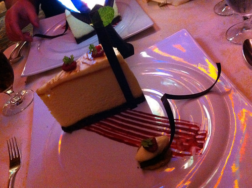 Nouveau Steakhouse - Cheesecake