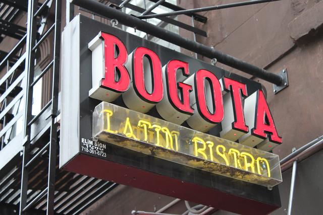 Bogota Latin Bistro, Park Slope