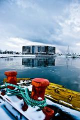"Hof (Gulli Hall) Tags: zeiss wow iceland sony alpha ísland akureyri a900 absolutelystunningscapes sal2470z sonya900 sonyalpha900 ""flickraward"""