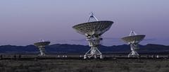 VLA (Kevin_Barrett) Tags: newmexico radio landscape minolta sony telescope beercan alpha vla radiotelescope nrao a700