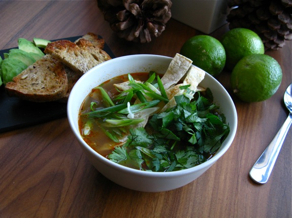 mexican tortilla soup 001