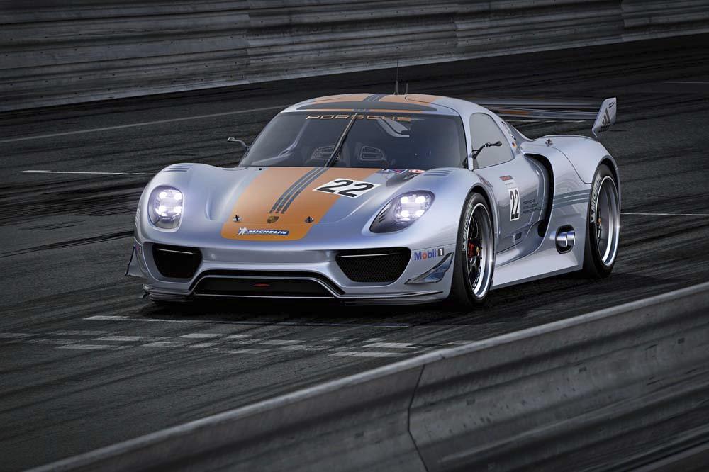 Porsche  de nouvelles générations pour mieux apprécier les ... 2b4dbd85c6fa