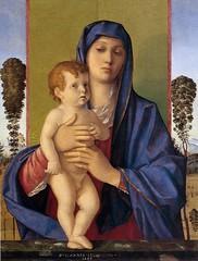 Giovanni Bellini - madonna degli alberetti (petru