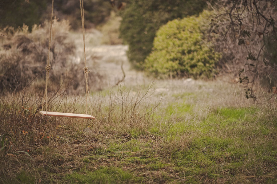 Orange-County-Rustic-Engagement-Photography-in-Silverado-Canyon-with-a-swing.-009
