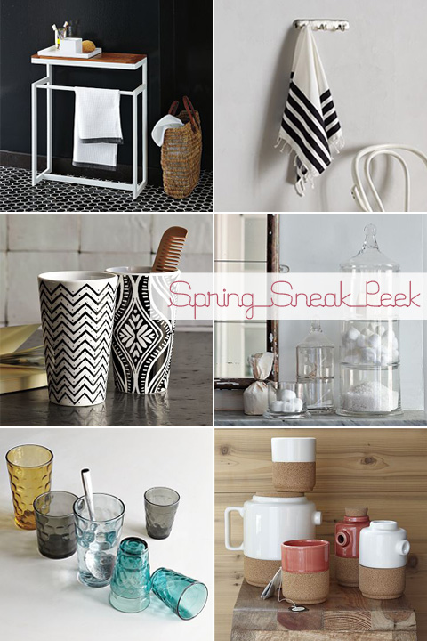 west elm spring sneak peek