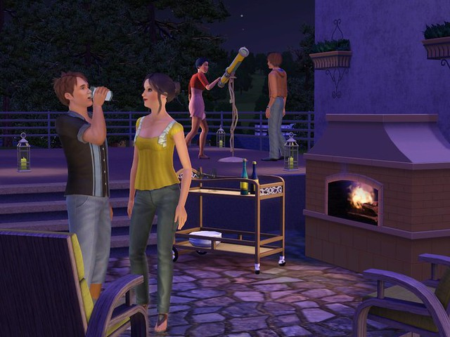 The Sims 3: Outdoor Living Stuff 5346271451_4e59c2d0bd_z
