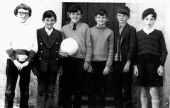 Ballincurry School Footballers 1973 (BEO- A Window into the Past) Tags: school ireland heritage galway education eire irishhistory beo deri nuig irishheritage ire nuigalway gaillimh contaenagaillimhe galwaycountycouncil beoproject heritagecouncil galwayeducationcentre