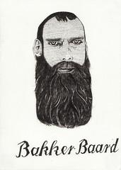 Bakker Baard (bezembinder) Tags: drawing tekening rotring bezembinder fineliner