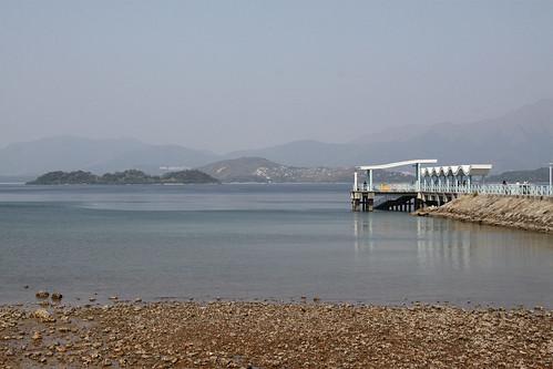 Wu Kai Sha public pier