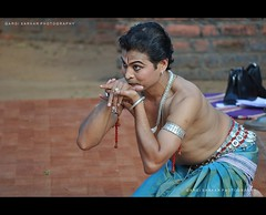 Matsya avatar of Lord Vishnu (Rimi's Magik!) Tags: travel india tourism nature birds lady dance nikon expression indian culture chennai incredible orissa tamilnadu odissi dakshinachitra d90 ndia naturechennai
