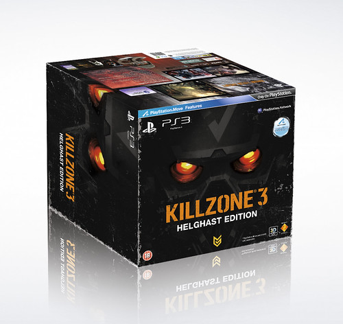 Killzone 3 goes gold! - BBox 3D