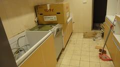 20110114-只剩瓦斯爐就完成了