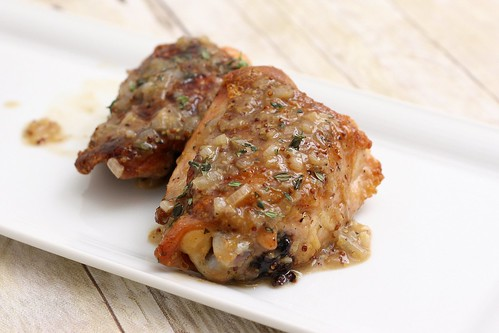 Pan-Seared Chicken With Mustard Sauce Recipes — Dishmaps