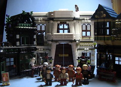 10217 LEGO Harry Potter Diagon Alley ([Renegade]) Tags: alley lego harry potter diagon 10217 brickjet