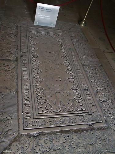 Tomb of Mateus Fernandes
