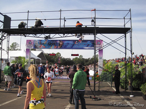 The finish line!!!