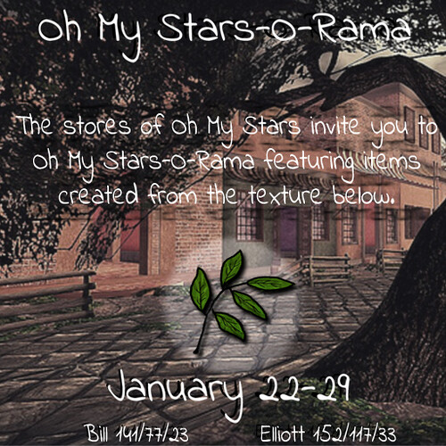 Oh My Stars-O-Rama January