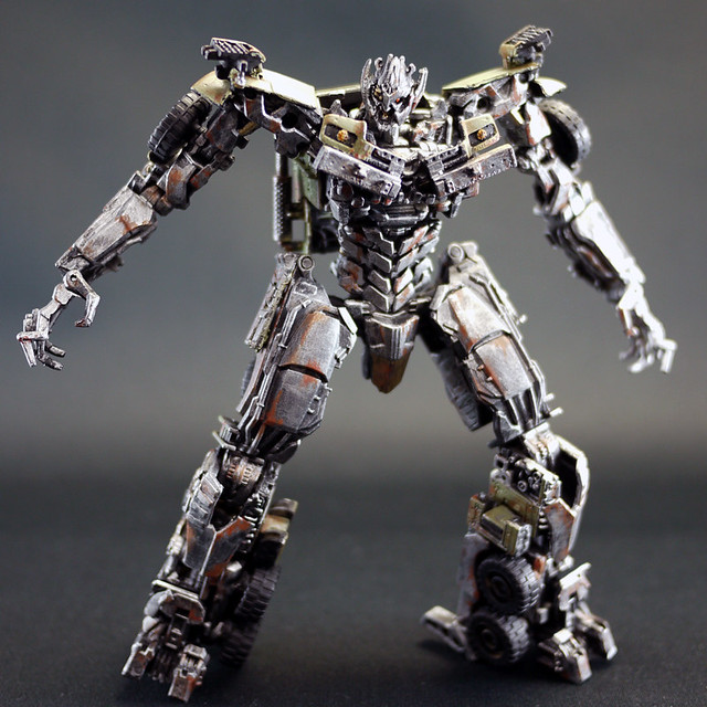 Megatron's Character 5359973912_f055783bc0_z