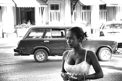 Portraits of Cuba / Retratos de Cuba (6).- (ancama_99(toni)) Tags: pictures street city trip travel vacation people urban blackandwhite bw woman naturaleza blancoynegro girl america photoshop geotagged photography monocromo photo blackwhite mujer amrica nikon women cityscape foto chica gente photos havana cuba picture cityscapes photographic bn ciudades fotos latinoamerica fotografia nikkor cuban amerika humans ch kuba cubans urbanas citys  urbanscapes cubana lahabana fotografas cubanos centroamrica d60 centroamerica lahabanavieja 2011 latinoamrica avana 10favs 10faves nikond60  25favs ciudaddelahabana blackwhitephotos 25faves  holidaysvacanzeurlaub ancama99 saariysqualitypictures