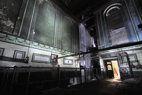 Engine Hall