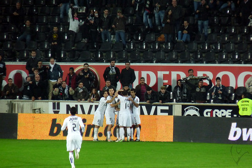 Vitória 1-0 Olhanense