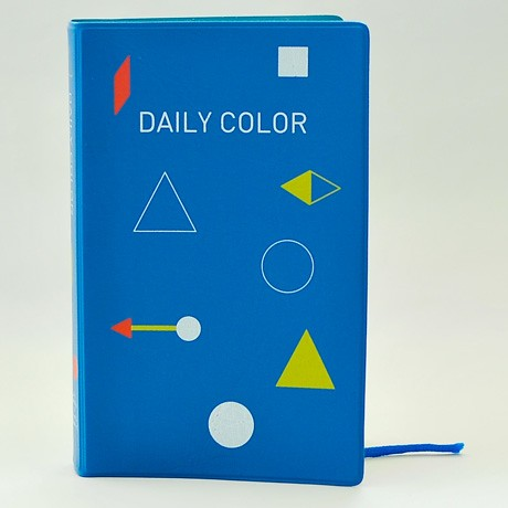 DAILY COLOR PLANNER