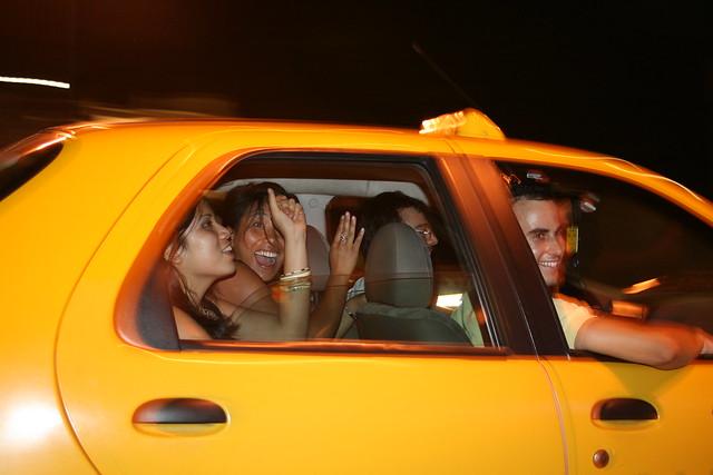 cab races
