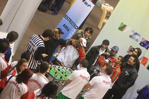 victoire UAE sur Hungary