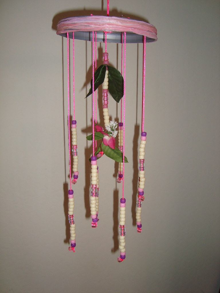 Finished Handcrafted Wind Chime