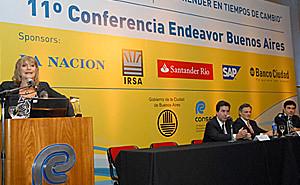 Conferencia Endeavor Buenos Aires